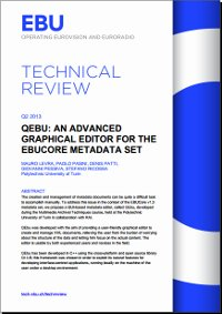 [qebu technical review]